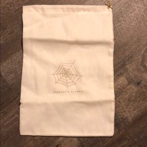 Charlotte olympia dust bag